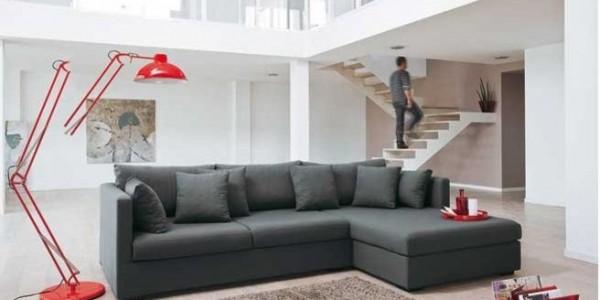 structurez lespace de votre salon avec un canap dangle
