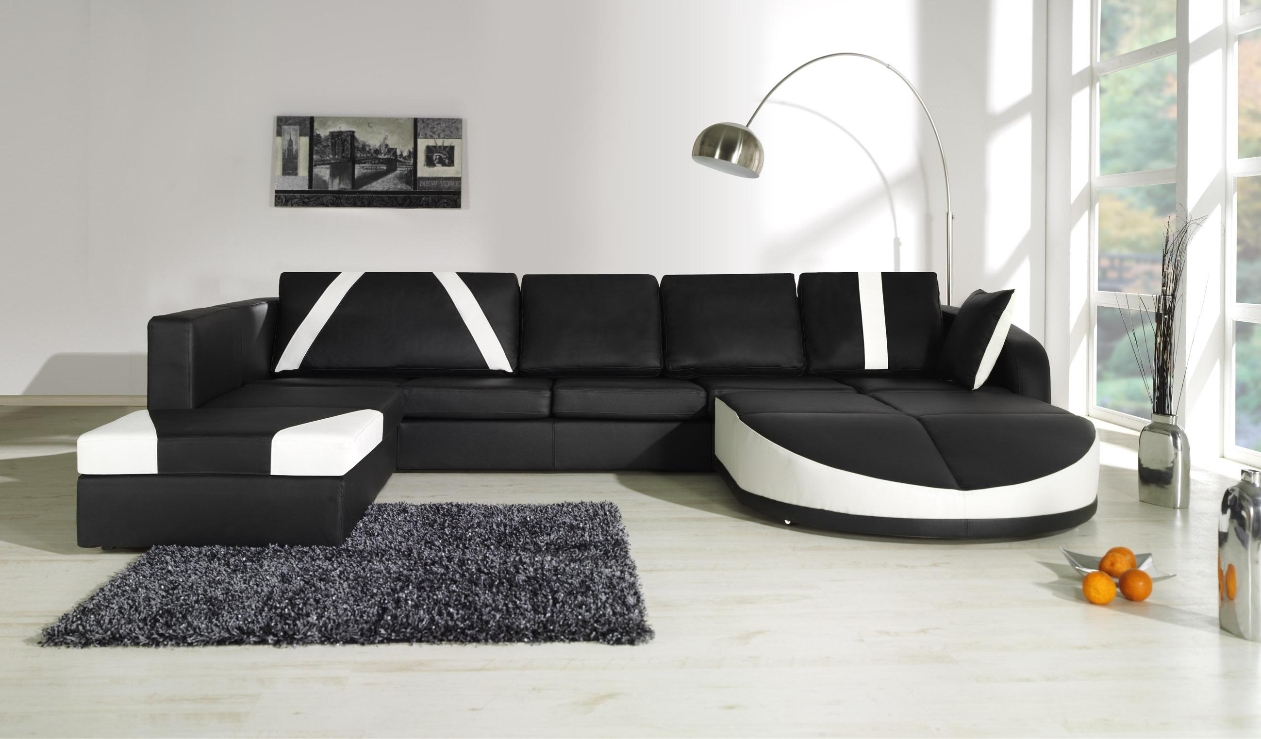 Le canapé d\'angle, une véritable révolution dans le design d ...
