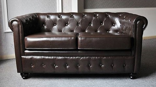 quest ce quun canap chesterfield - Canape Chesterfield Rouge Cuir